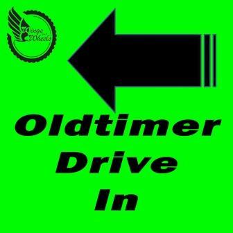 Wegwijzer Oltimer Drive-In